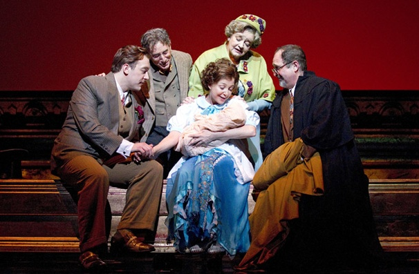 Show Photos - People in the Picture - Alexander Gemignani - Chip Zien - Donna Murphy - Joyce Van Patten - Lewis J. Stadlen