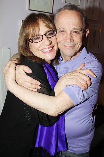 Patti LuPone at Anything Goes – Patti LuPone – Joel Grey