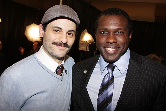 Tony Brunch 2011 – Arian Moayed – Joshua Henry