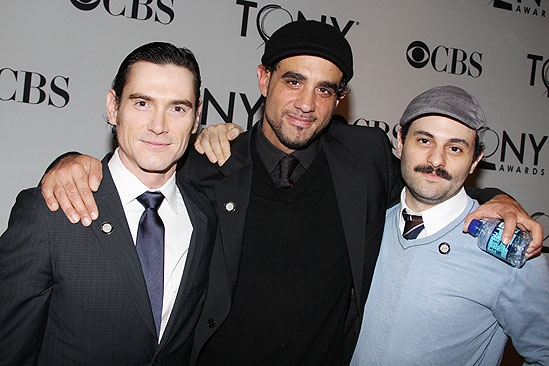 Tony Brunch - Billy Crudup - Bobby Cannavale - Arian Moayed