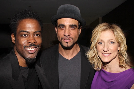 Drama League - Chris Rock - Bobby Cannavale - Edie Falco