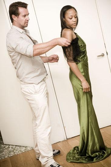James Tony dress - Eric Niemand - Nikki M. James