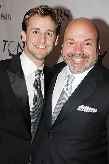 2011 Tony Awards Red Carpet – Casey Nicholaw - Josh Marquette