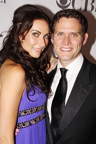 2011 Tony Awards Red Carpet  Laura Benanti - Steven Pasquale 