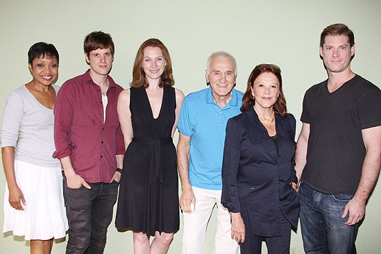 Lyons meet - Brenda Pressley - Michael Esper - Kate Jennings Grant - Dic Latessa - Linda Lavin - Gregory Woodell