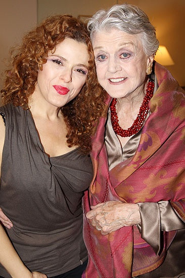 Angela Lansbury and More at <i>Follies</i> - Bernadette Peters – Angela Lansbury