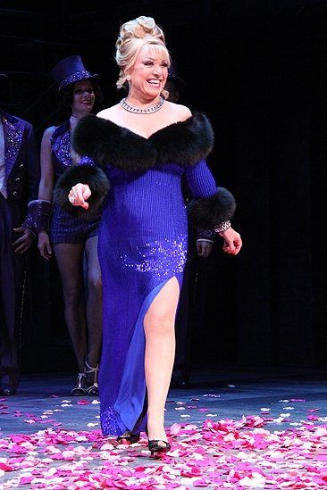 <i>Follies</i> opening night – Elaine Paige