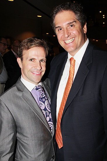 <i>Follies</i> opening night – Nick Scandalios – Rick Swezey