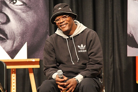 Mountaintop Meet – Samuel L. Jackson