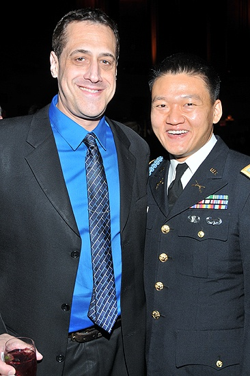 <i>8</i> reading –  Stuart Milk – Lt. Dan Choi