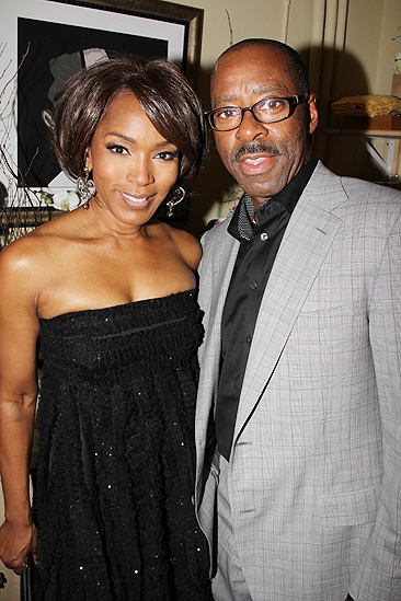 Mountaintop opens- Angela Bassett - Courtney B. Vance