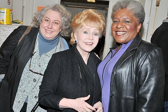 Debbie Reynolds at <i>Follies</i> - Jayne Houdyshell – Debbie Reynolds – Terri White