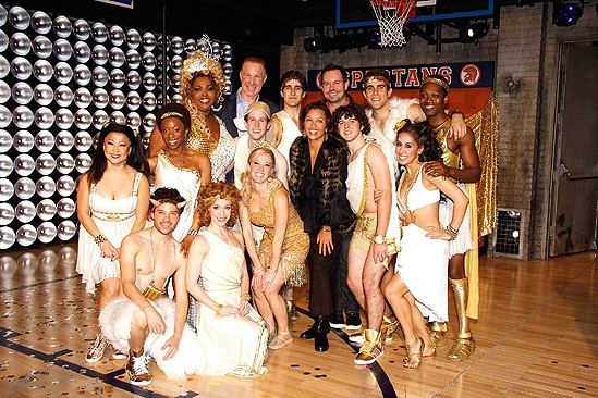 Mullin Lysistrata - Chris Mullin - Vanessa Williams - cast