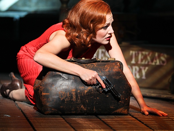 Show Photos - Bonnie & Clyde - Laura Osnes