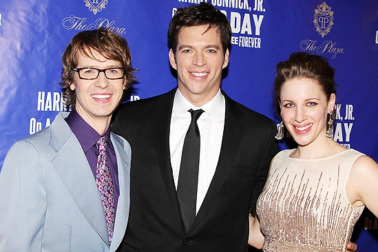 On a Clear Day  Opening  David Turner  Harry Connick Jr.  Jessie Mueller