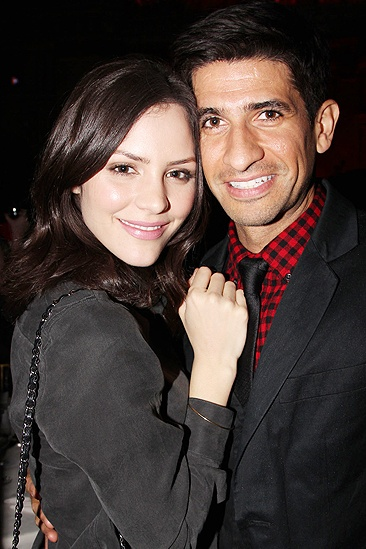 On a Clear Day  Opening  Katharine McPhee  Raza Jaffrey