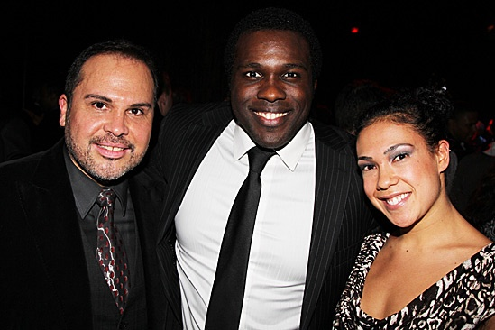 Porgy and Bess - Eliseo Roman, Joshua Henry and Justina Machado