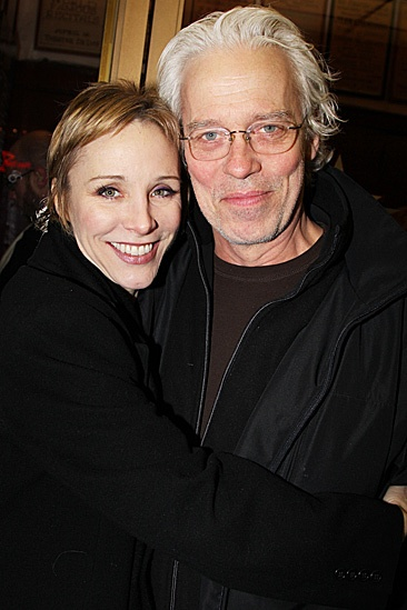 Carrie- Charlotte d'Amboise and Terrence Mann