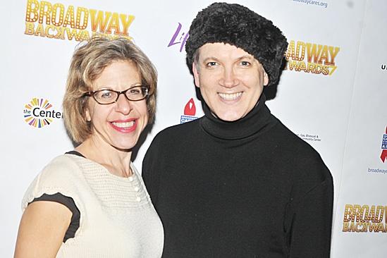 Broadway Backwards 7 – Jackie Hoffman – Charles Busch
