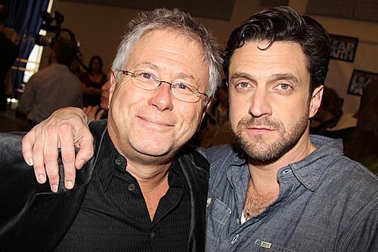 Leap of Faith Meet and Greet – Alan Menken - Raúl Esparza