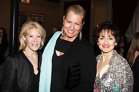 Love, Loss and What I Wore – Closing Night – Daryl Roth - Emme – Robin Strasser