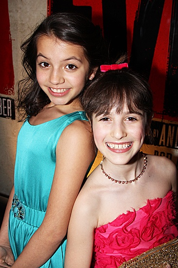Evita  Opening  Isabela Moner - Maya Jade Frank