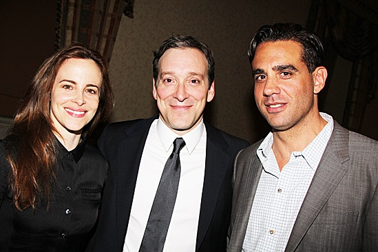 Clybourne Park Opening Night  Maria Dizzia  Jeremy Shamos  Bobby Cannavale 