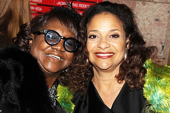 A Streetcar Named Desire opening night – Irene Gandy – Debbie Allen