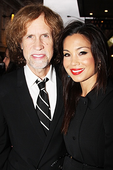Ghost Opening Night – Glen Ballard – Natalie Mendoza