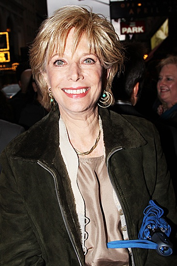 Ghost Opening Night -  Lesley Stahl