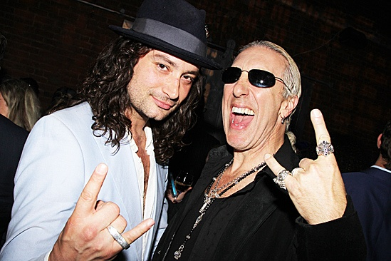 Ghost Opening Night – Constantine Maroulis – Dee Snider
