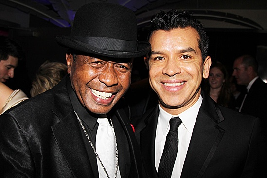 Leap of Faith Opening Night – Ben Vereen – Sergio Trujillo