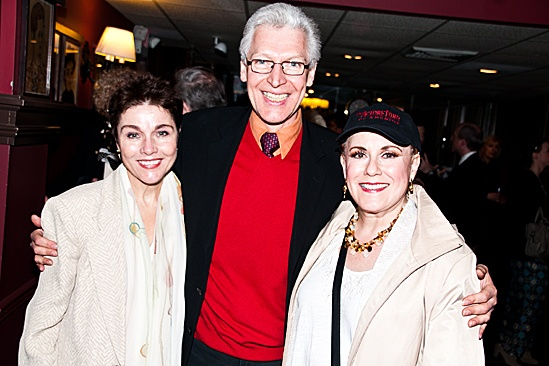 Sardis Portrait  Christine Andreas- Tony Sheldon- Judy Kaye