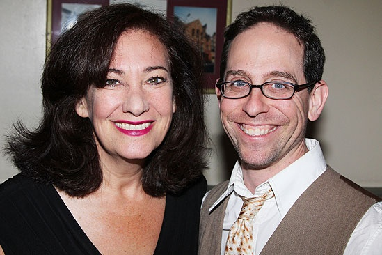 Old Jews Opening Night – Suzanne Grodner - Garth Kravits