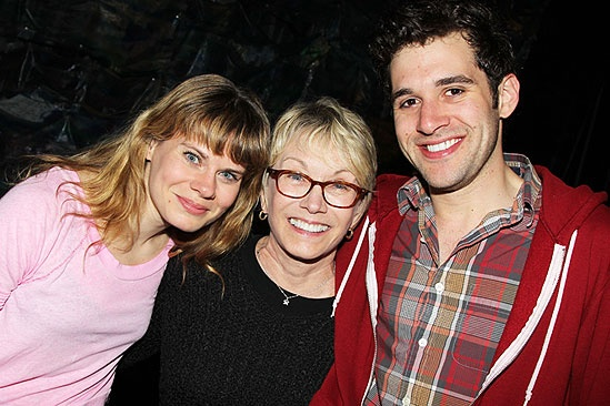 Neil Patrick Harris & More at Starcatcher – Adam Chanler-Berat – Sandy Duncan - Celia Keenan-Bolger
