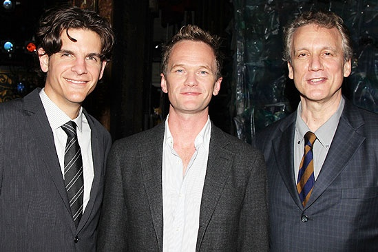 Neil Patrick Harris & More at Starcatcher – Alex Timbers - Neil Patrick Harris – Rick Elice
