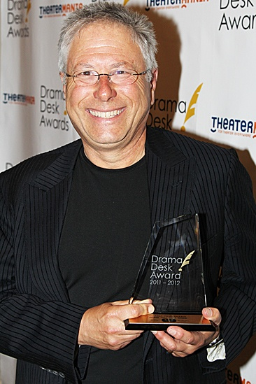 alan menken prologue ноты