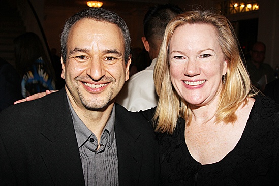 Drama Desk Awards 2012 – Joe DiPietro – Kathleen Marshall