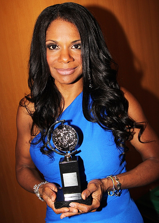  2012 Tony Awards Winners Circle  Audra McDonald 