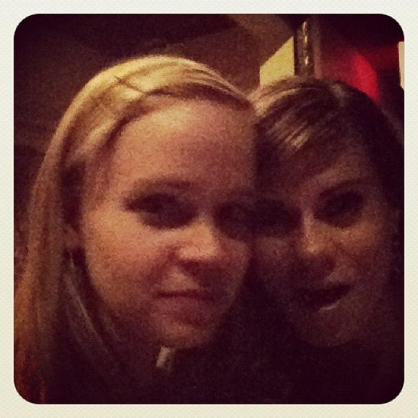 2012 Tony Awards Instagram Snapshots - Maggie Keenan-Bolger – Celia Keenan-Bolger