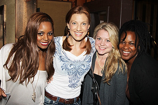 Leap Of Faith Cast Recording  Krystal Joy Brown  Jessica Phillips  Kendra Kassebaum  Kecia Lewis-Evans