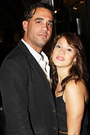 Harvey - Opening Night  Bobby Cannavale  Elizabeth Rodriguez