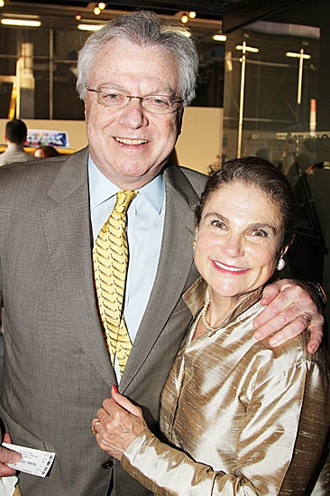 Harvey - Opening Night – Andrew Levy - Tovah Feldshuh