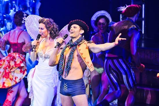 Broadway Bares XXII - Miriam Shor- Kyle Dean Massey
