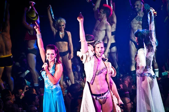 Broadway Bares XXII – Rachel Potter – Kyle Dean Massey