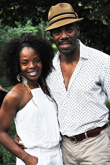 As You Like It Opening Night – Colman Domingo – Marsha Stephanie Blake