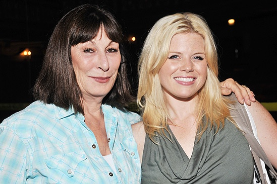 Broadway Barks 14-Anjelica Huston- Megan Hilty