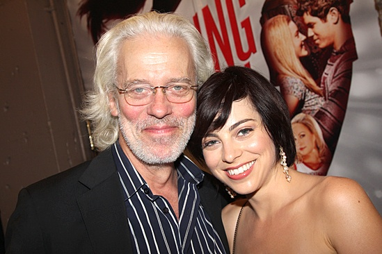 Bring It On Opening Night  Terrence Mann  Krysta Rodriguez