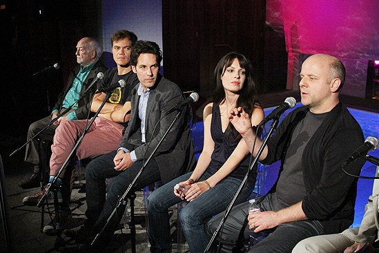 Grace Meet and Greet – Ed Asner – Kate Arrington – Michael Shannon – Paul Rudd – Dexter Bullard