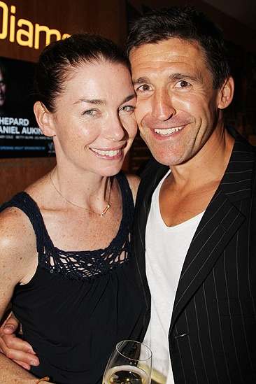 Heartless – Opening Night – Julianne Nicholson – Jonathan Cake